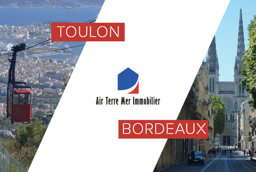 Air Terre Mer Immobilier à Bordeaux